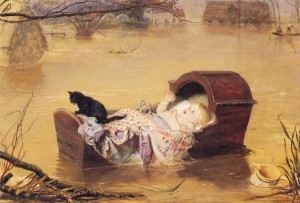 John_Everett_Millais_-_A_Flood
